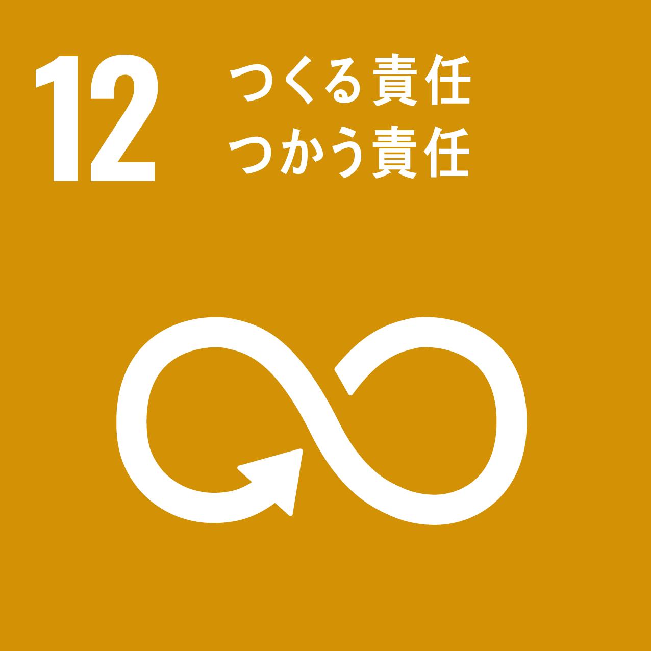 12.つくる責任つかう責任